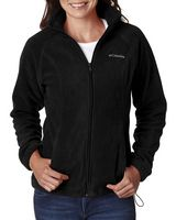 585370152-132 - Columbia Ladies' Benton Springs? Full-Zip Fleece - thumbnail