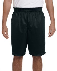 """585387181-132 - Augusta Adult Tricot Mesh/Tricot-Lined 9"""" Short - thumbnail"""