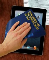 533694835-820 - TabBuff™ Microfiber Cleaning Cloth for iPad & Tablets - thumbnail