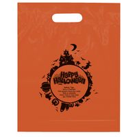 113141879-185 - Fright Night Die Cut Halloween Bag - thumbnail
