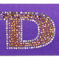 """156329056-185 - Badge Satin Ribbon 3"""" (Sparkle) - thumbnail"""
