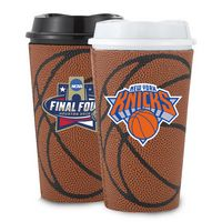 145369588-202 - Grande Tumbler - 16 oz single wall tumbler With Basketball Sleeve - thumbnail