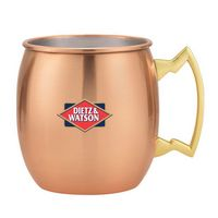 355424590-202 - Moscow Mule Box 1 Gift Set w/18 Oz. Dutch Mule - thumbnail