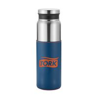 596188665-202 - Salerno - 25 oz stainless steel bottle with vegan sleeve - thumbnail