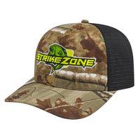 186431832-812 - Flexfit 110® Camo Trucker Mesh Back Cap - thumbnail