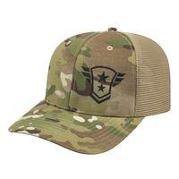 386431835-812 - Flexfit 110® MultiCam® Trucker Mesh Back Cap - thumbnail