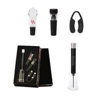 555810797-140 - Paradoo Air Pressure Wine Bottle Opener Gift Set - thumbnail