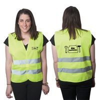 594394087-140 - Highviz Large Safety Vest - thumbnail