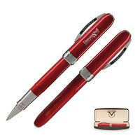 193202719-114 - Visconti Rembrandt Rollerball Pen (Red) - thumbnail