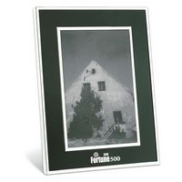 "322010668-114 - F/64 Easel-Back Black Lacquer Photo Frame (4""x6"" Photo) - thumbnail"