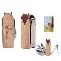 705608984-114 - Kikkerland® Fox Manicure Set - thumbnail
