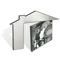 741793107-114 - Futura House Shape Double Sided Picture Frame - thumbnail