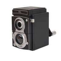 763441497-114 - Kikkerland® Camera Pencil Sharpener - thumbnail