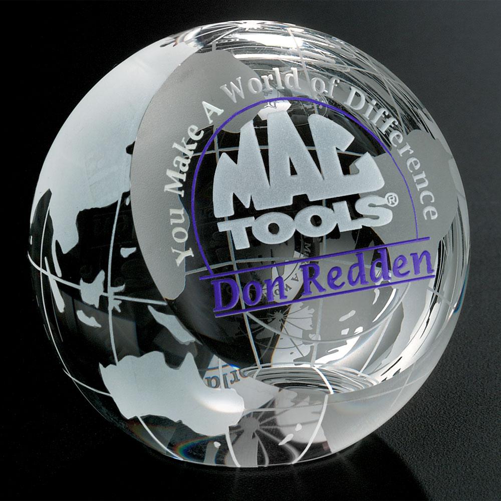 "341336414-133 - Clipped Globe 3-1/8"" Dia. - thumbnail"