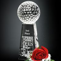 """372246338-133 - Tapered Golf Award 8"""" - thumbnail"""