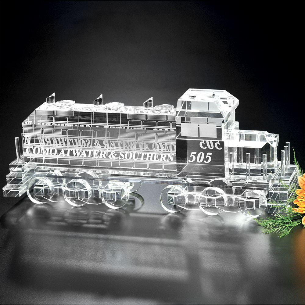 "393725235-133 - Locomotive Train 13"" - thumbnail"