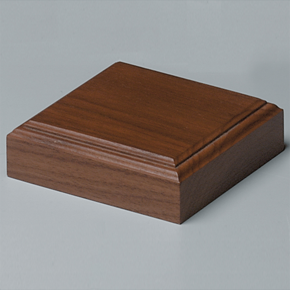 "394592584-133 - Walnut Base 4"" - thumbnail"