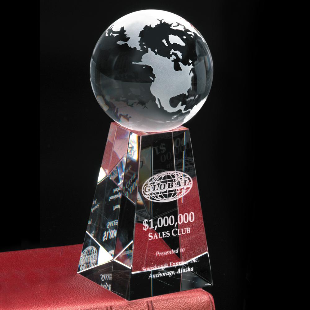 "571339190-133 - Tapered Globe 7"" - thumbnail"