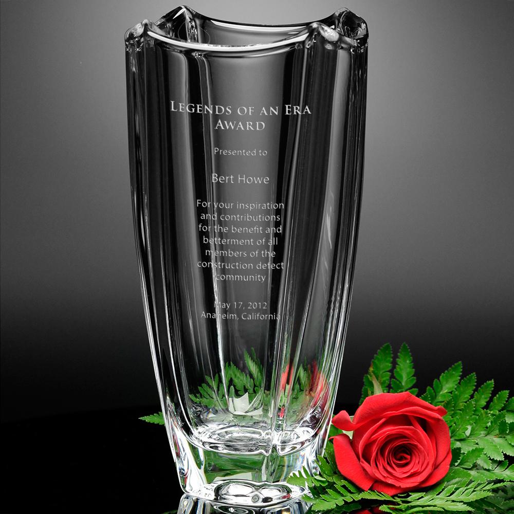 """574591250-133 - Fairmount Vase 10"""" - thumbnail"""