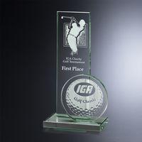 """581124032-133 - Sports Tower Award 9-1/2"""" - thumbnail"""