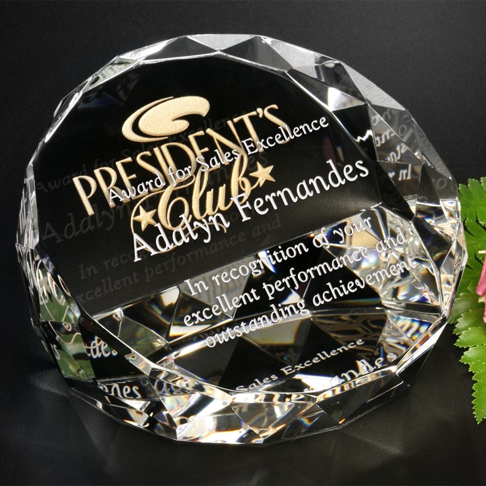 """582864463-133 - Cascade Award 5"""" Dia. - thumbnail"""
