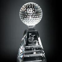 """722246280-133 - Golf Pyramid Award 10"""" - thumbnail"""