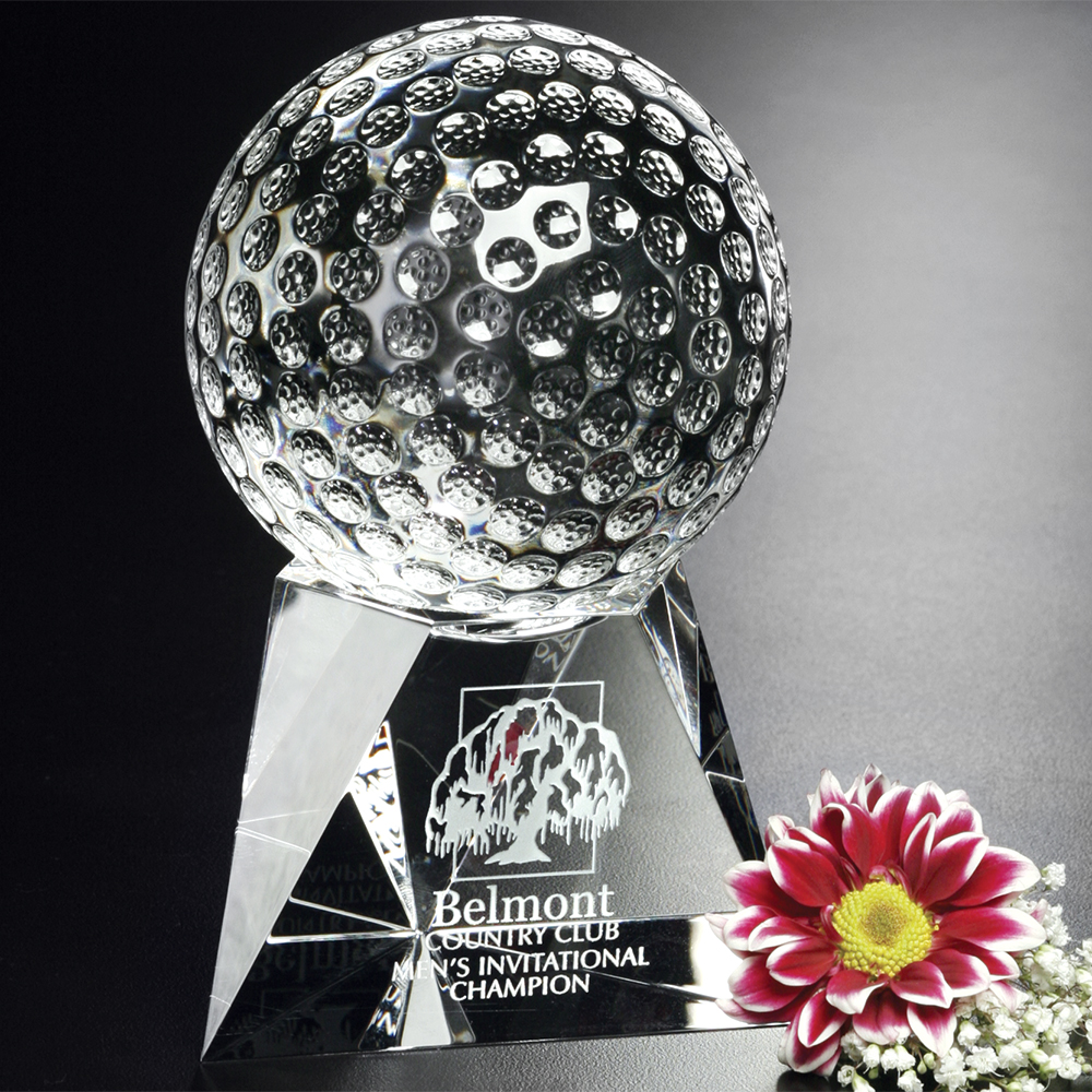 "742246324-133 - Triad Golf Award 4"" Dia. - thumbnail"