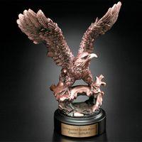 """751601304-133 - Perched Eagle 7-1/2"""" - thumbnail"""