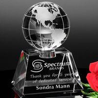 "914592528-133 - Awards In Motion® Cabot Globe 5-1/2"" - thumbnail"