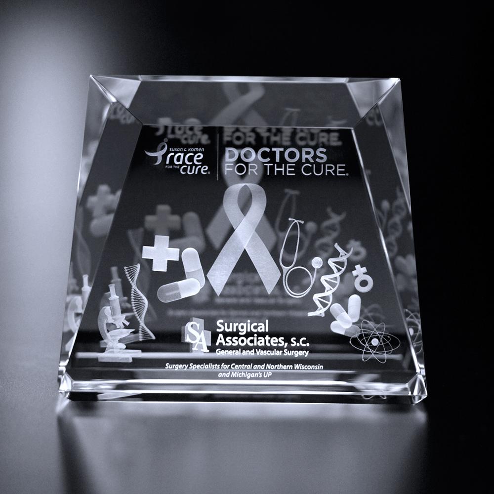 "935173990-133 - Lenier Award 5-1/2"" - thumbnail"