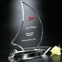 """971339795-133 - Sailboat Award 11"""" - thumbnail"""