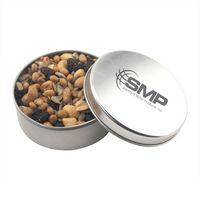 104520776-105 - Round Tin w/Trail Mix - thumbnail