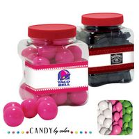 115554400-105 - Junior Grip Tub Resealable Container Filled w/ Chocolate Button - thumbnail