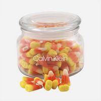 124522598-105 - Jar w/Candy Corn - thumbnail
