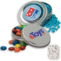 125554272-105 - Circular Window Tin- Mini Mints Candy by Color - thumbnail