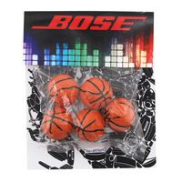 134517014-105 - Billboard Bag w/Chocolate Basketballs - thumbnail