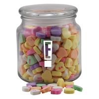 134522860-105 - Jar w/Conversation Hearts - thumbnail