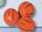 135554242-105 - Foil Wrapped Chocolate Basketballs - thumbnail