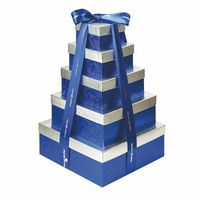 145555202-105 - 5 Tier Sweet & Savory Gift Tower - thumbnail