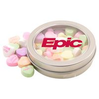 154520721-105 - Round Tin w/Conversation Hearts - thumbnail