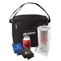 165774032-105 - Everything But the Beer Cooler Duffel Bag Set - thumbnail