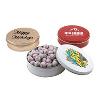 174523231-105 - Gift Tin w/Chocolate Baseballs - thumbnail