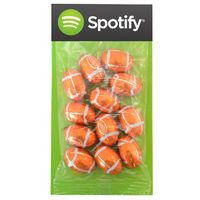 184517069-105 - Billboard Bag w/Choc. Footballs - thumbnail