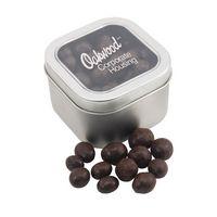 194520607-105 - Window Tin w/Choc Espresso Beans - thumbnail
