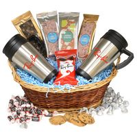 354517859-105 - Premium Mug Gift Basket-Honey Rst Peanuts - thumbnail