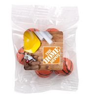 364516636-105 - Snack Bag w/Choc. Basketballs - thumbnail