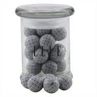 374523135-105 - Jar w/Chocolate Golf Balls - thumbnail
