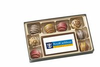 505555124-105 - 8 Piece Truffle Box with Printed Centerpiece - thumbnail