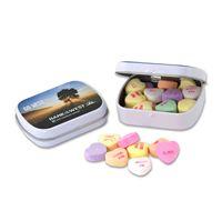 574483444-105 - Mini Hinged Tin- Conversation Hearts - thumbnail
