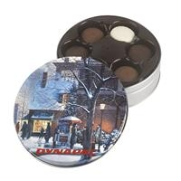 575555510-105 - Glad Tidings Tin w/ Gourmet Cookie Selection - thumbnail
